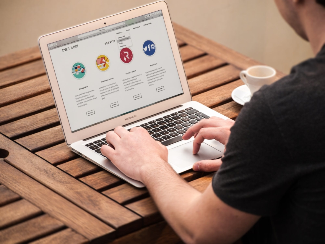 How to make a website for your business and get SEO services image